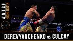 Sergiy Derevyanchenko Prepared To Face Anybody Else For The IBF Title If Canelo Alvarez Doesn't Fight Him