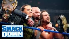 Report: The Undisputed ERA, Rhea Ripley & Shayna Baszler Are Backstage In Philly For 11/15 SmackDown