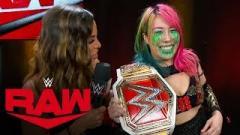 Raw Women's Title Match Set For 9/28 WWE Raw