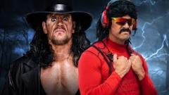 The Undertaker Makes Appearance On Dr. DisRespect's Twitch Stream