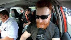 Sheamus Drives Daytona 500 Pace Car, Arby's Sauce Art Of Jericho vs. Moxley | Fight-Size Update