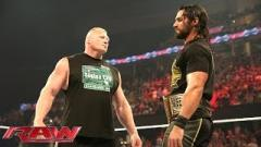 Seth Rollins Says Brock Lesnar Has Earned The Right To Operate On His Own Schedule