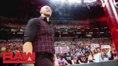 Baron Corbin as RAW's Acting General Manager.