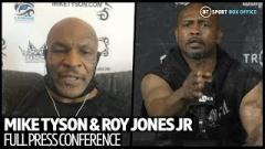 Triller Clarifies Rules For Mike Tyson vs. Roy Jones Jr.