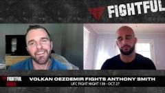 Volkan Oezdemir Says He Clearly Won At UFC Fight Night London