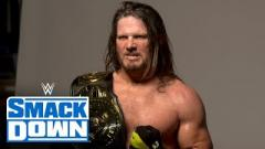 AJ Styles Defending The Intercontinental Championship On 7/17 WWE SmackDown
