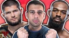 Khabib Nurmagomedov vs. Jon Jones: Pound-For-Pound vs. GOAT | Fightful Fix