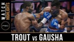 PBC On FS1 5/25 Quick Results: Austin Trout vs. Terrell Gausha Ends In A Draw