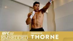 Watch: UFC 253 Embedded: Vlog Series - Episode 3