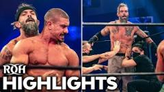 ROH Television Results (11/23): EC3 Faces Jay Briscoe, Jay Lethal In Action