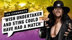 The Undertaker Responds To Comments With IGN, T-Bar Brings Up Chris Jericho's Sturgis Concert | Fight-Size Update