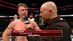 Paul Felder Channeling Inner Mike Tyson For UFC Phoenix