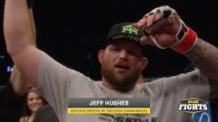 Report: Jeff Hughes Faces Carlos Felipe At UFC Fight Night Columbus