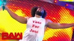 No Way Jose On His Spot In WWE: I Am A Piece Of The Puzzle Right Now, Happy To Fit In Wherever I Can