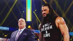 Roman Reigns Open To Facing CM Punk: He'd Probably Need To Be Slapped Around A Few Times