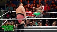 Report: WWE Ended Rey Mysterio vs. Samoa Joe Early At Money In The Bank