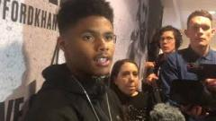 Shakur Stevenson Looking For New Opponent After Hairon Socarras Pulls Out