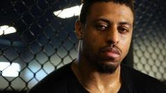 Greg Hardy Gets 'Asshole' Chants After Illegal Knee That Causes UFC Brooklyn DQ Loss