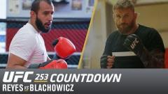 Watch: UFC 253 Countdown: Reyes vs Blachowicz