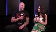 Killer Kross Talks This Week's Uncaged Match, Johnny, Moose, Taya
