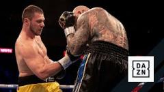 Dave Allen Knocks Out Lucas Browne With Body Shot At The O2