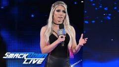 Alexa Bliss: The Microphone Has Been My Saving Grace Throughout My Career