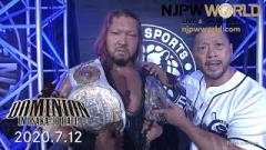 NJPW Announces Full Cards For New Japan Road & Sengoku Lord; Double IWGP Title Match Set
