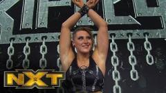 Rhea Ripley Recalls Doing Shinsuke Nakamura's Entrance In Front Of Shinsuke During WWE Tryout