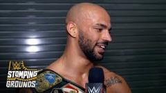 Ricochet Defeats Samoa Joe To Win US Title At WWE Stomping Grounds