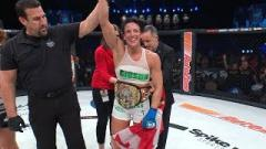 Report: Julia Budd Defends Featherweight Title Against Olga Rubin At July Bellator Event