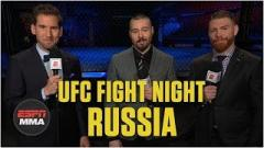 What The Hell Happened At UFC Fight Night St. Petersburg?!