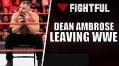 Dean Ambrose's Profile Moved To Alumni Section Of WWE.com