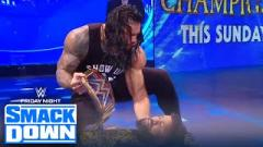 Roman Reigns Explains His 'Heat' With Ariana Grande Over Epcot Ride