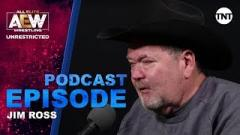 Jim Ross Discusses AEW Running Empty Arena Shows, Says He's Not Traveling For Two More Weeks