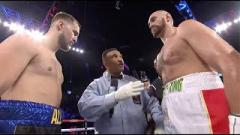 Tyson Fury Looking To Fight A UFC Champion, But Under A Certain Set Of Rules