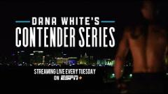 Dana White's Contender Series Season 3, Episode 2 Results: All 5 Fights Go The Distance
