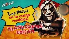 Los Parks Cook 'Violated Chicken' For Thanksgiving, The Rock Reacts To Thanksgiving Float | Fight-Size Update