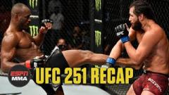 What the hell happened at UFC 251?!