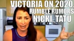 Victoria Talks Having Nicki Minaj And TATU Do Her WWE Themes