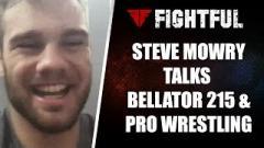 Report: Steve Mowry Faces Gokhan Saricam At Bellator 231