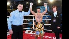 Artem Dalakian Retains WBA Flyweight Title With 10th Round TKO Win Over Sarawut Thawornkham