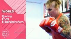 Eva Wahlstrom To Defend WBC Super Featherweight Title On UFC Fight Pass In August