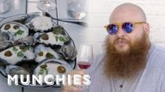 Action Bronson Recalls Getting High With Rob Van Dam And Sabu, RVD Doing Frog Splashes Off A Couch