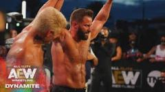 Matt Cardona Says AEW Dynamite Match Is The First Match He's Cared About In Over A Year