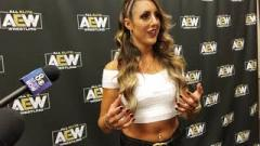 Britt Baker Wants To Be More Than Just The First Woman Signed By AEW