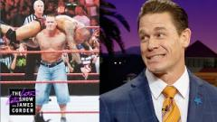 John Cena Wore Jorts Because Everyone Was Looking At His D*ck In Cargo Pants