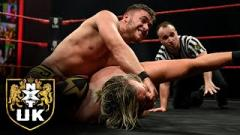 A-Kid Wins NXT UK Heritage Cup