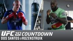 Watch: UFC 252 Countdown: Dos Santos vs Rozenstruik