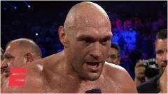 Fight-size Boxing Update: Fury vs. Schwarz Purses, Andy Ruiz Jr., June 29 Matchroom Boxing Card
