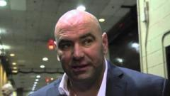 Dana White after UFC 194.